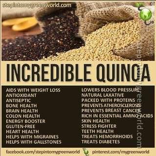 Healthy Quinoa Seeds
