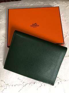 Rare item! Hermès passport case / wallet / cardholder