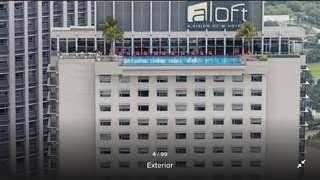 Aloft KL Sentral
