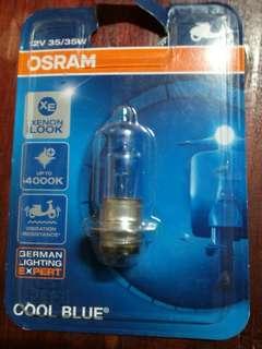 Osram Cool blue bulb