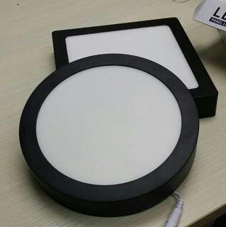 LED Surface Panel Downlight 18W Lampu