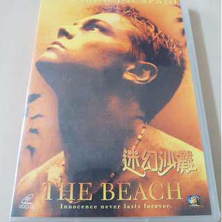 The beach 迷幻沙灘 VCD 李安納度
