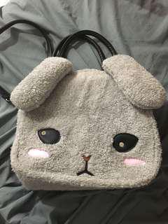Cute rabbit messenger bag purse Lolita kawaii