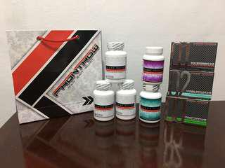 Frontrow Luxxe White Protect and Soap