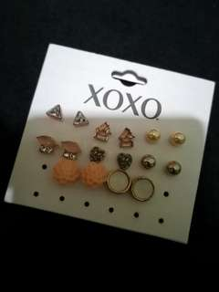 XOXO Earrings