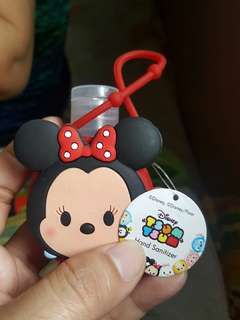 Disney hand sanitizer