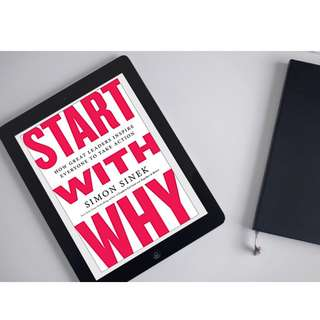 Start With Why : How Great Leaders Inspire Everyone To Take Action 📕e-book