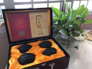 紫砂长壽龙碗 set for sale!!!