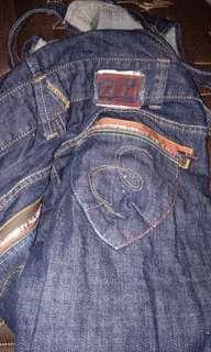 Jumpsuit jeans wanita