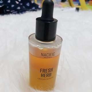 NACIFIC (NATURAL PACIFIC) fresh herb serum
