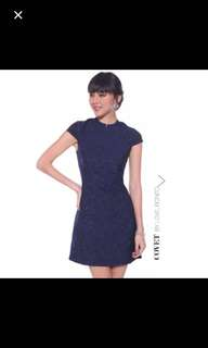 🚚 Love Bonito Andriette covet dress