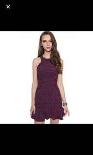 🚚 Love Bonito Damaris Drop waist dress