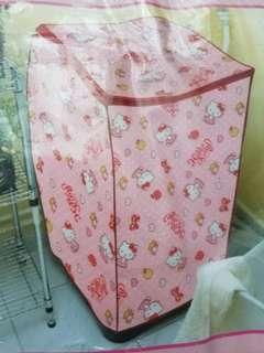 全新 Hello Kitty 洗衣機套
