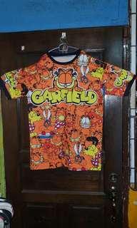 Cartoon Shirt Dress