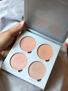 Anastasia beverly hills Highlighter Gleam Kit