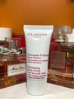 Clarins Exfoliating Body Scrub