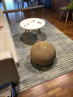 Brand new rug carpet wool soft low pile