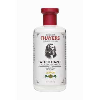 Thayers Lemon Witch Hazel Toner