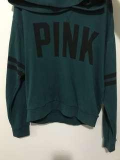 vs pink hoodie / sweater