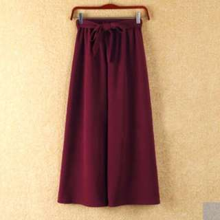 [NEW] Maroon Pants