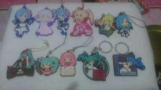 Official Anime phone charm