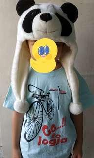 Topi Dingin Panda