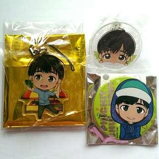 [OFFICIAL] Yuri on Ice Merchandise - Phichit Chulanont