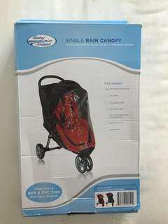 Baby Jogger City mini GT Rain canopy - brand new!!!