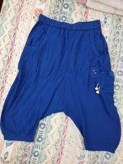 a la she 低檔造型褲