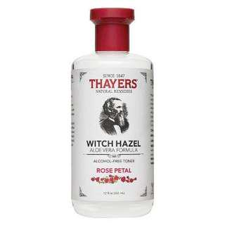Witch Hazel Toner!! 🤪🤪