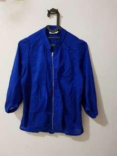 #MauIphoneX blue jacket
