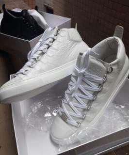 Men's arenas balenciaga sneakers (all sizes)