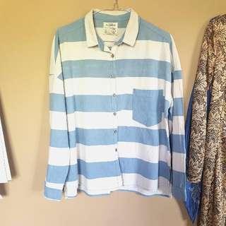 PULL & BEAR Oversized Shirt