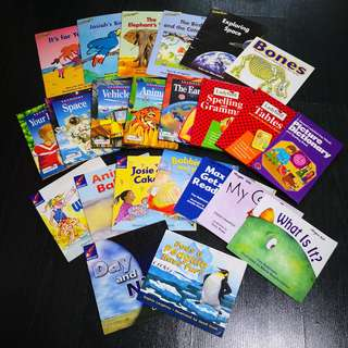 Lots of 48 Pre-School Story Books for age 2-6