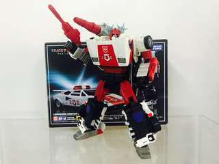 BIB MP-14 Transformers Masterpiece MP-14 Red Alert