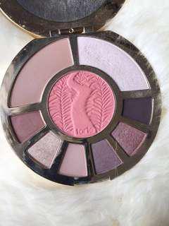 Tarte Showstopper Clay Eyeshadow palette