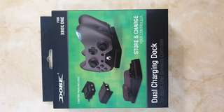 DOBE Dual Charging Dock for Xbox One Controller
