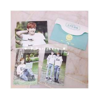 BTS 2nd Muster [17520] Photocard