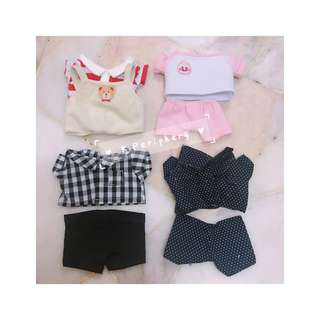 20cm Doll Clothes