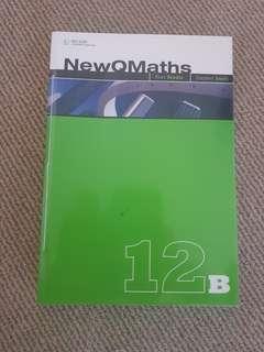 Nelson NewQMaths Texbook