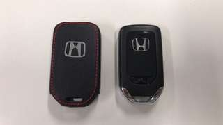 Honda Civic x fc city leather key cover