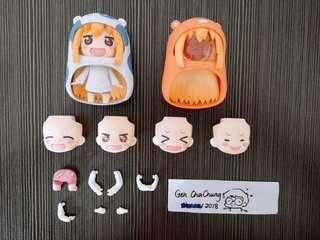 [AUTHENTIC] Good Smile Company Nendoroid Umaru Bundle Set