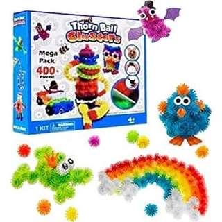 Mainan edukasi anak bunchems