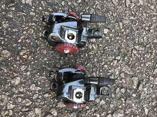 Avid BB7 disc brakes