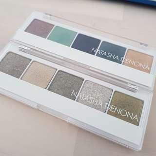 Natasha Denona Eyeshadow Palette 5 #05 #09