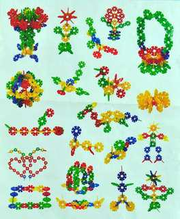 Mainan anak lego bombik