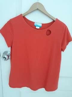 Milky Way Teardrop Nursing Tee Shirt /Blouse