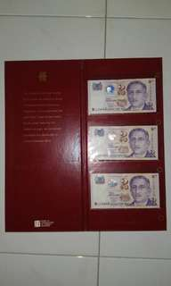 Year 2000 Commemorative $2 notes
