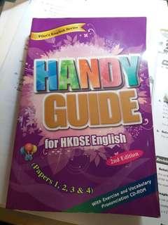 handy guide for hkdse english 英文全方位備考書