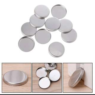 10pcs Pkt, BUY 5 FREE 1 PKT 26mm Eyeshadow Metal Pot for Magnetic Z Palette